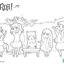Roji et ses amis