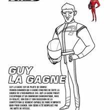 GUY LA GAGNE