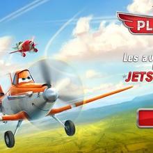 Jeu en ligne Planes - Les Avions de course du Jetstream