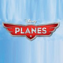Logo disney Planes