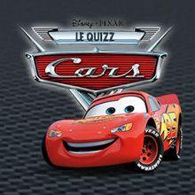 Quizz : Les personnages de CARS
