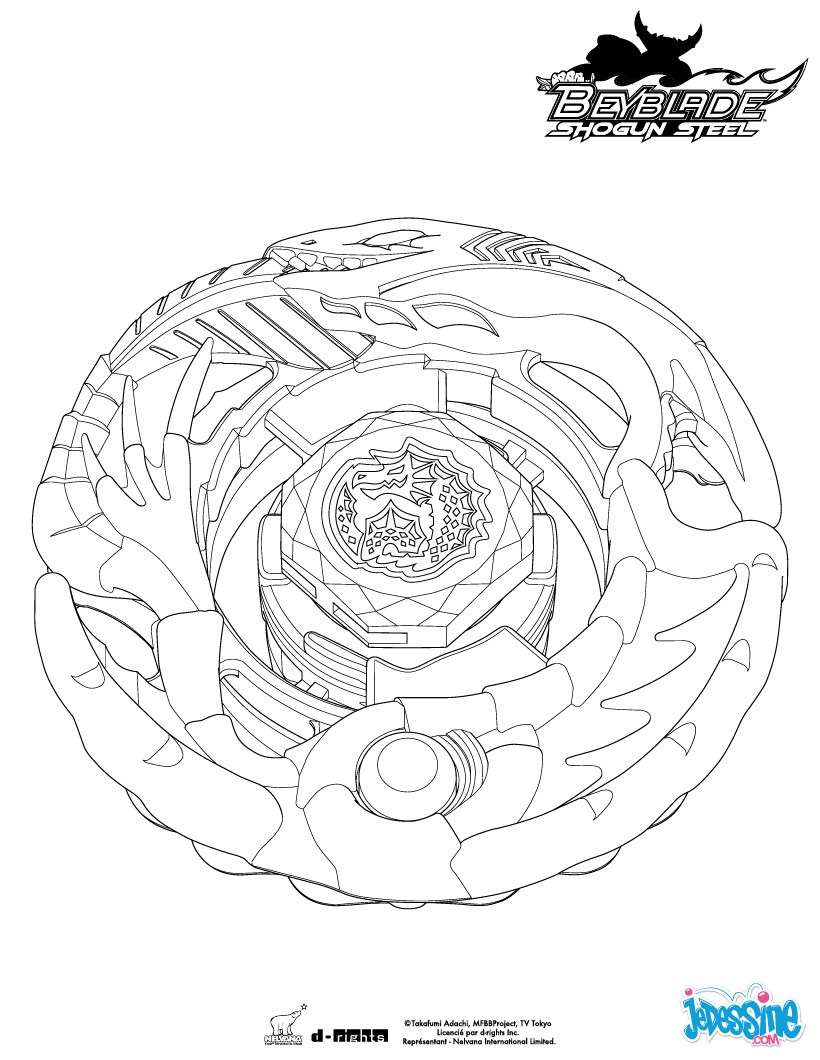 leviathan coloring page - coloriages leviathan