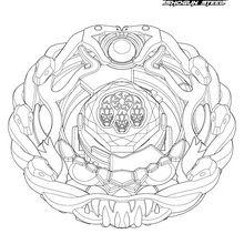 Coloriage : Orochi