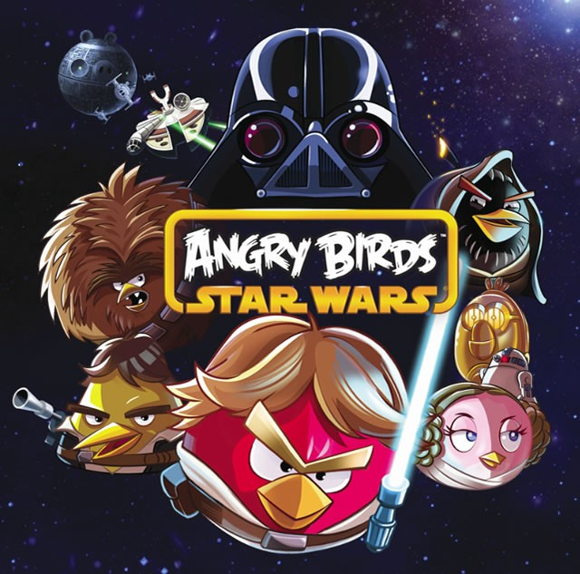 nouveau teaser de angry birds star wars sur consoles. Black Bedroom Furniture Sets. Home Design Ideas