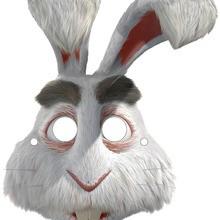 Masque à imprimer : Masque de Jack - le Lapin du Manoir Magique