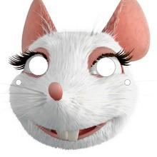 Masque à imprimer : Masque de Maggie - La Souris du Manoir Magique