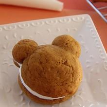 Recette : Les mini-tartes à la citrouille de Mickey