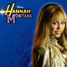 Coloriages HANNAH MONTANA