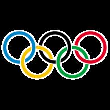sport, Coloriages des JEUX OLYMPIQUES A COLORIER