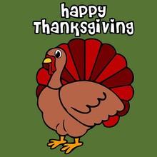 Cartes d'invitation pour Thanksgiving