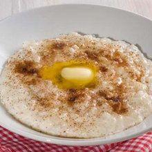 Le Porridge de Noël