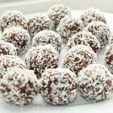Les recettes du Secret de l'Etoile du Nord - Les Calots en chocolat