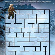 Le Labyrinthe de L'Etoile du Nord