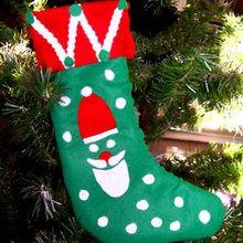 Activité : Chaussette du Père-Noël