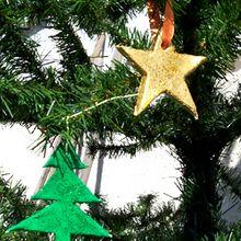 Activité : Réaliser soi-même ses décorations de sapin de Noël