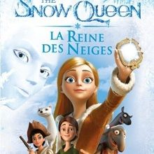 Coloriage THE SNOWQUEEN, LA REINE DES NEIGES