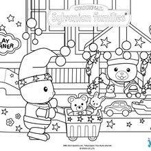 Coloriage : C'est Noël !
