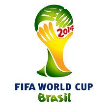 Logo de la coupe du monde de Football 2014