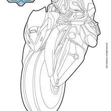 MAS STEEL à moto