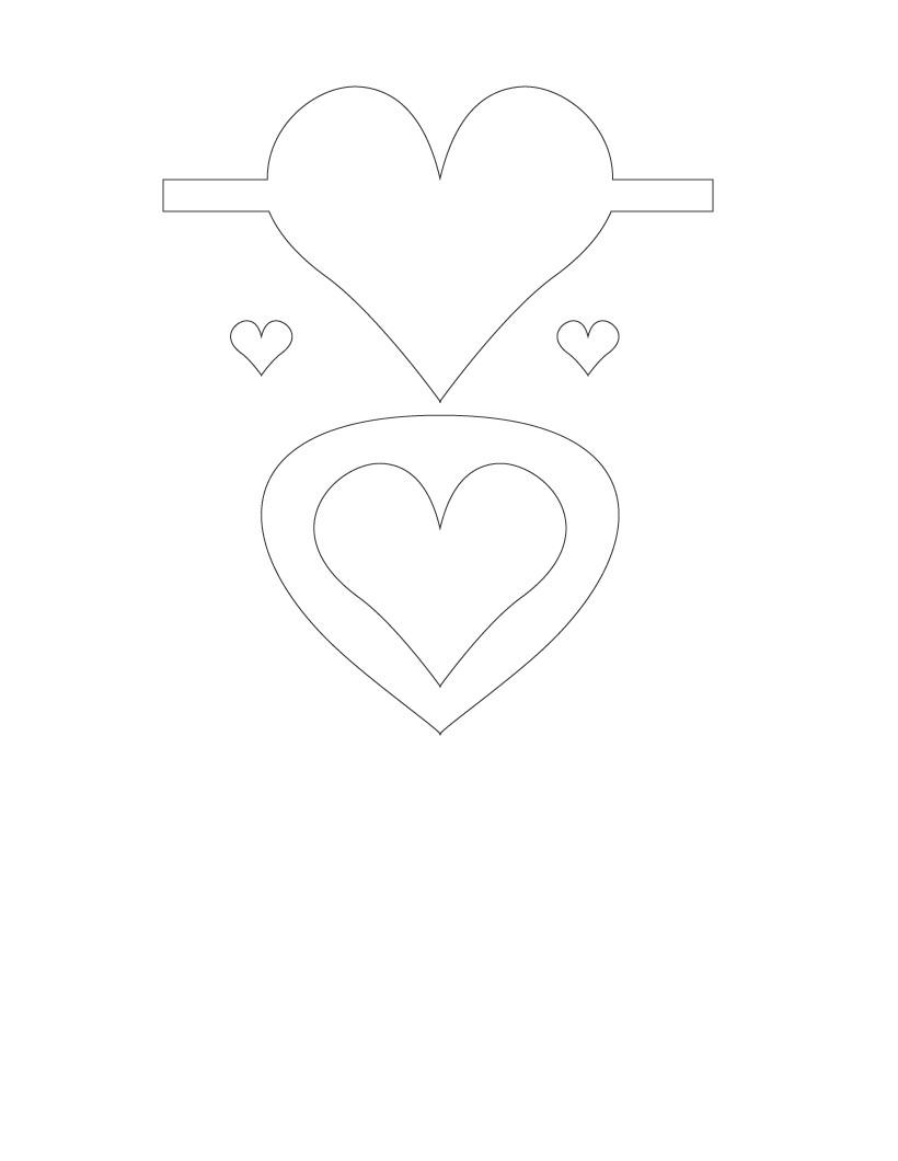 Bricolage saint valentin fabriquer une carte de saint - Carte saint valentin a fabriquer ...