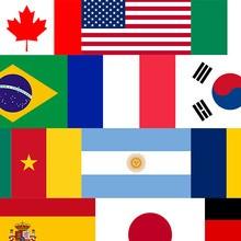 Jeu : La liste des drapeaux du monde