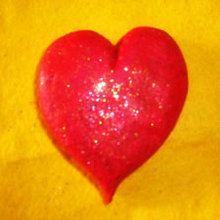 Le coeur presse-papier