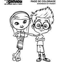 Sherman et Penny