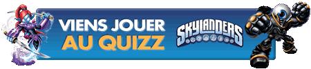 Le Quizz Skylander