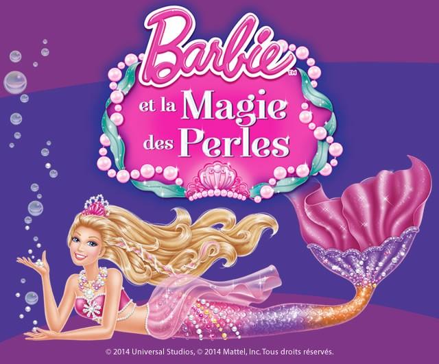 Coloriages barbie et la magie des perles 36 coloriages barbie gratuits imprimer et colorier - Barbie sirene magique ...