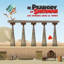 Jeu en ligne M.Peabody et Sherman : La Course contre le Temps