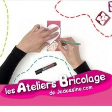 ATELIER BRICOLAGE EN VIDEO