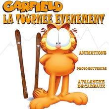 Actualité : Garfield, la tournée événement !
