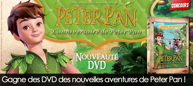 Peter Pan vol 3