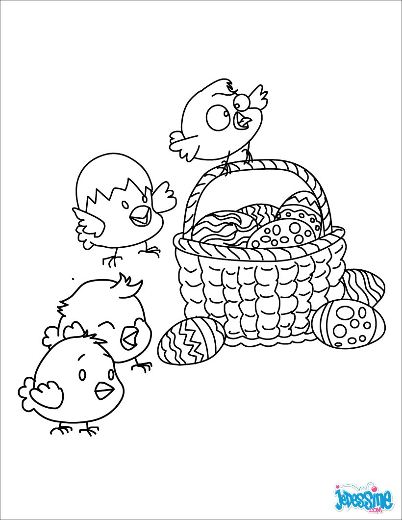 Coloriage Oeuf Paques Gratuit.Coloriage Oeuf De Paques Coloriages Coloriage A Imprimer Gratuit