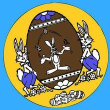 MANDALAS de Pâques