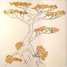 L'arbre en coquilles d'œufs