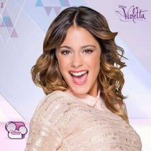 Disney, Coloriages VIOLETTA