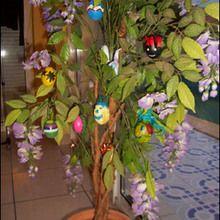 Activité : L'arbre de Pâques