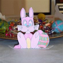 Activité : Les lapins de Pâques