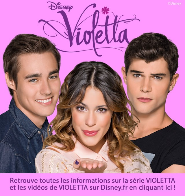 coloriages violetta