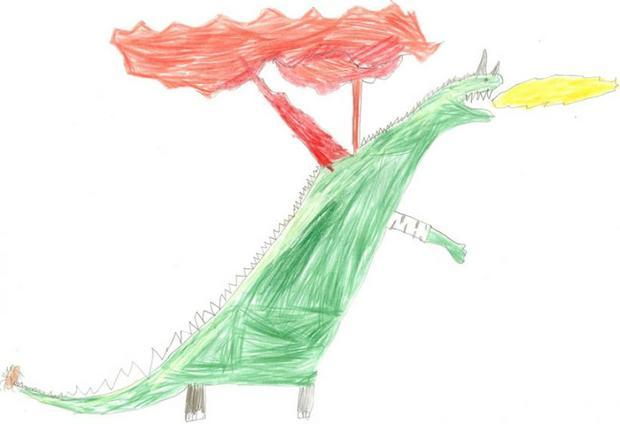 Comment dessiner le dragon de florent - Dessiner dragon ...