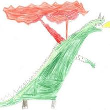 Le dragon de Florent