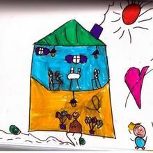 Dessin d'enfant : Lucas Schmitt de Nimes (France)