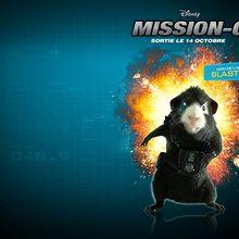 MISSION-G, Blaster
