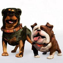 Les chiens parlants