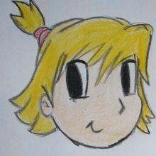 Dessins de personnages manga