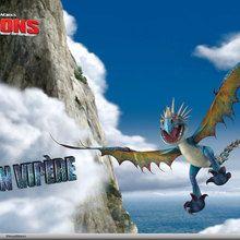 Fond d'écran : Dragon Vipère