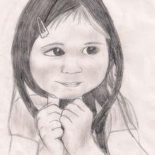 visage d'enfant