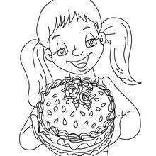 Un gâteau pour maman