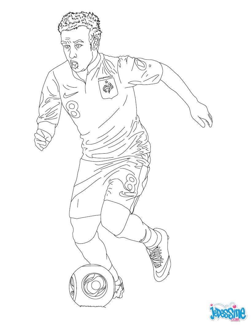 Karim Benzema Matthieu Valbuena